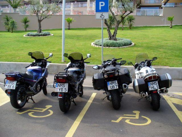 Какие штрафы ждут мотоциклистов в наступившем году?